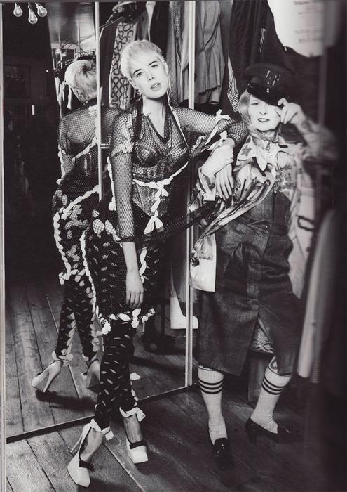 Style Ish Vivienne Westwood Ribbon Around A Bomb