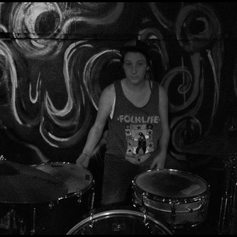 sweatlodge drummer