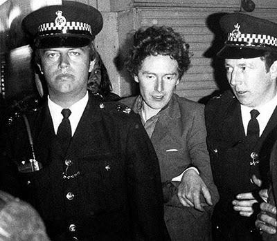 mclaren police