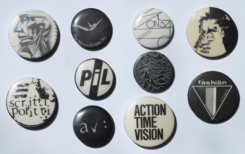 post punk pins