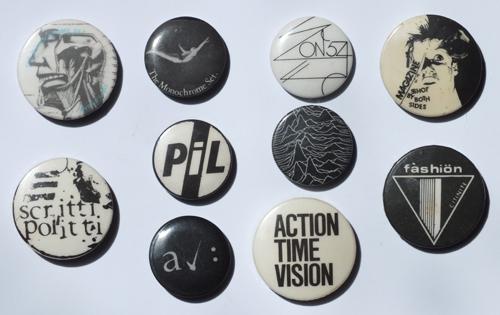 post punk pins