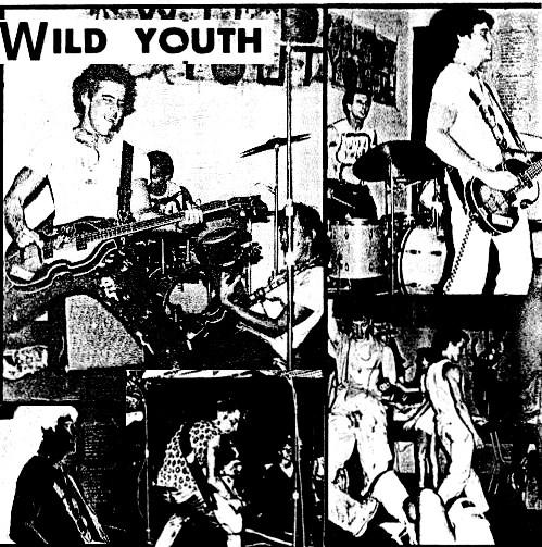 punk africa wild youth