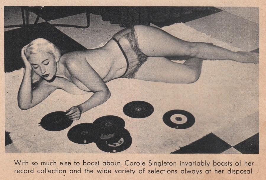 vintage carole singleton