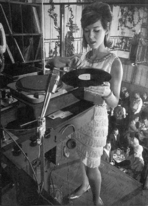 vintage joanie labine