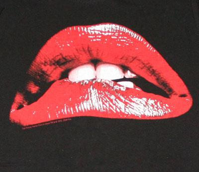 lips rocky horror