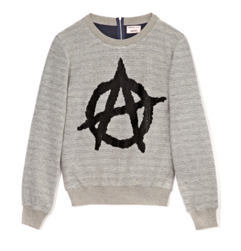 moda operandi anarchy sweater