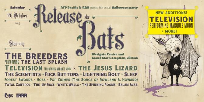 fest release the bats