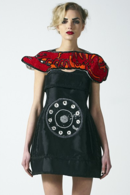 rodnik lobster dress