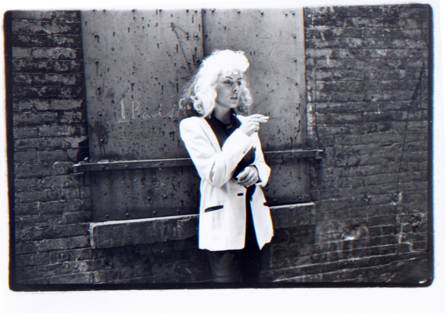 no wave film debbie harry the foreigner