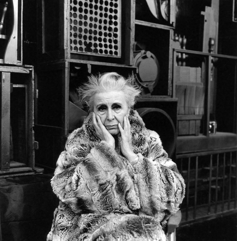 louise nevelson cecil beaton