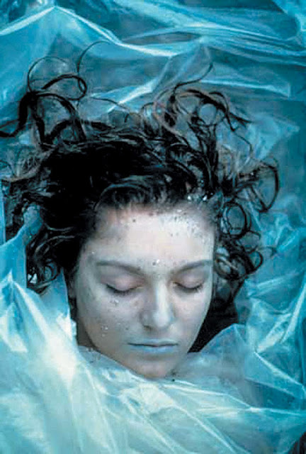 suckers laura palmer wrapped in plastic