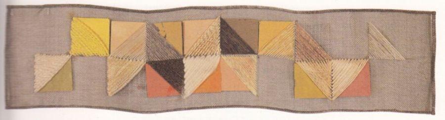 bauhaus otti berger tactile board 1928