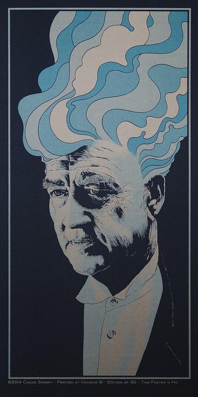 lynch chuck sperry In Dreams, David Lynch